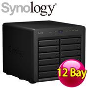 Synology 群暉 DiskStation DS2415+ 12Bay NAS 網路儲存伺服器