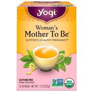 [iHerb] Yogi Tea, Woman's Mother To Be,不含咖啡因,16茶包,1.12盎司(32克)