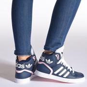 Adidas Extaball W S75002 Navy Pink White