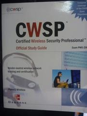 【書寶二手書T4/電腦_ZCV】CWSP Certified Wireless Security