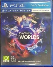 PS4 PLAYSTATION VR WORD 二手