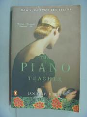 【書寶二手書T7/原文小說_LNY】The Piano Teacher_Janice Y. K. Lee, Janice