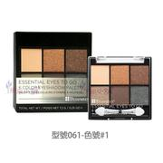【彤彤小舖】美國 BH cosmetics essential eyes to go 6色眼影盤7.2g BH原廠真品
