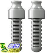 [美國直購] Water Bobble 200BOB2PGY 2-Pack Replaceable Water Filter, Gray 濾芯