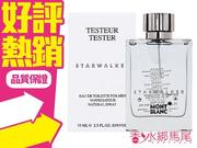 Mont Blanc 星際旅者男香 Star Walker 75ML TESTER◐香水綁馬尾◐