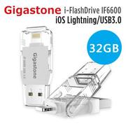 Gigastone i-FlashDrive IF-6600 USB3.0 32G 64G 128G Apple 隨身碟