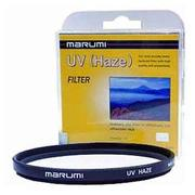 【MARUMI 】抗UV保護鏡 UV(Haze) 55mm