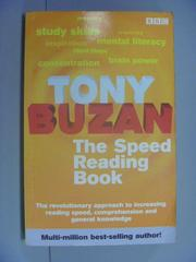 【書寶二手書T3/原文書_NJL】The Speed Reading Book_Tony