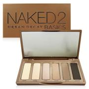 URBAN DECAY NAKED 2 專業眼影盤 6色 (1.3g x6色)