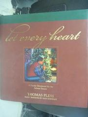 【書寶二手書T9/宗教_JFW】Let Every Heart: A Family Devotional for