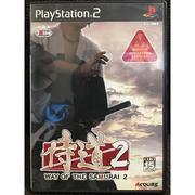 PS2 侍道 2 Way Of The Samurai 2 日版 正版 遊戲