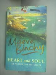 【書寶二手書T3/原文小說_HIM】Heart and Soul_Binchy, Maeve