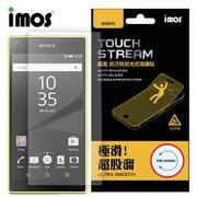 【iMOS Touch Stream】Sony Z5 Compact 螢幕保護貼(霧面)