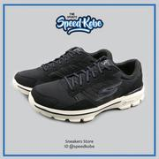 ☆SP☆SKECHERS GO WALK 3 COMPETE 健走鞋 黑色 男 54042BLK