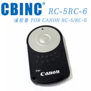 CBINC 遙控器 FOR CANON RC-5/RC-6