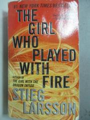 【書寶二手書T6/原文小說_ODP】The Girl Who Played With Fire_Larsson, Sti