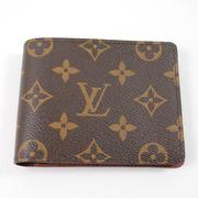 Louis Vuitton M60895 Monagram折疊短夾_預購