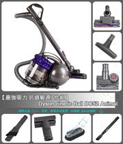 預購 DC52 Dyson Cinetic Big Ball Animal Canister Vacuum 加無糾結過敏工具組 V8 Absolute fluffy+ plus