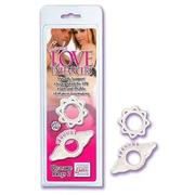 【伊莉婷】美國 CEN Love Enhancers Pleasure Rings 2 快樂雙環 B
