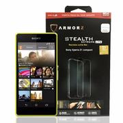 ARMORZ Sony Xperia Z1 Compact <BR>Stealth Extreme Lite 強化玻璃螢幕保護貼</BR>