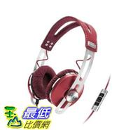 [104美國直購] Sennheiser Momentum On-Ear Headphone - Red