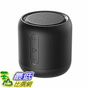 [106東京直購] Anker SoundCore AK-A3101511 黑 喇叭 mini compact speaker, micro SD card & FM radio compatible(A1211)