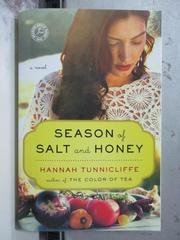 【書寶二手書T7/原文小說_OCW】Season of Salt and Honey_Hannah