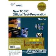 New TOEIC Official Test-Preparation Guide(2CD)