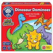 【Orchard Toys】可攜桌遊-恐龍接龍(Dinosaur Dominoes Mini Game)