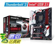 [美國直購] Gigabyte 主機板 LGA 1151 Intel Z170 HDMI SATA 6Gb/s USB 3.1 USB 3.0 ATX Intel Motherboard GA-Z170X-Gaming GT