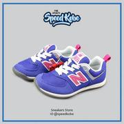 ☆speedkobe☆NEW BALANCE 574 童鞋 紫桃紅 藍紫色 KS574BI