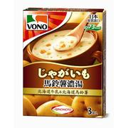 VONO CupSoup 馬鈴薯濃湯 (17.0gX3包入)/盒