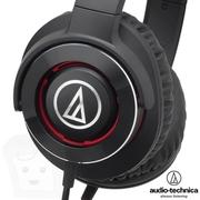 鐵三角 ATH-WS770 黑紅色BRD Audio-Technica SOLID BASS 頭戴式耳機 【WS77全新改版】