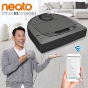 【美國 Neato】Botvac D3 Wifi 支援 雷射掃描 掃地機器人吸塵器