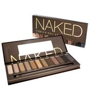 Urban Decay Naked 1 大地色系眼影盤 12色