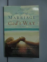 【書寶二手書T5/原文書_LNU】The Joy of Marriage