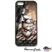 Pangolin穿山甲 Phone Case For I5 手機殼 杯子熊11354
