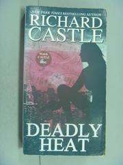 【書寶二手書T4/原文小說_LEM】Deadly Heat_Castle, Richard