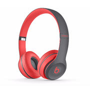 Beats Solo2 Wireless 無線耳機 紅色/灰色 香港行貨
