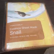 現貨tonymoly 蝸牛精華面膜 Essence Sheet Mask