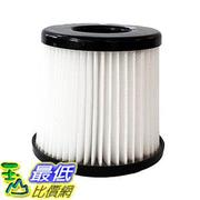 [106美國直購] Dirt Devil Style F62 HEPA Filter; Fits Royal and Featherlite Vacuums 440001893