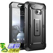 [105美國直購] SUPCASE HTC 10 Case 黑色 [Unicorn Beetle PRO Series] 手機殼 保護殼
