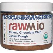 [iHerb] Rawmio, Almond Chocolate Chip Cookie Dough Spread with Maca, 6 oz (170 g)