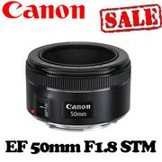 Canon EF 50mm F1.8 STM (平輸)