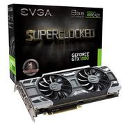 艾維克EVGA GTX1080 8GB SC BP GAMING ACX3.0 GDDR5X PCI-E圖形卡