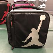 NIKE AIR JORDAN SO LUNCH TOTE 灰黑 飛人 便當袋 野餐包 8.5X7.7X3.5