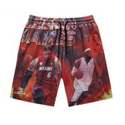 50%OFF【A013603P】LEBRON JAMES MIAMI美式街頭籃球NBA球星