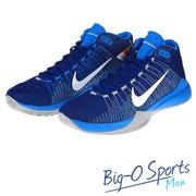 NIKE 耐吉 NIKE ZOOM ASCENTION EP 國民款 實戰籃球鞋 男 856575400 Big-O Sports