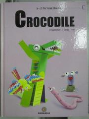 【書寶二手書T3/少年童書_YJP】Crocodile_illustrator Candy Tree.
