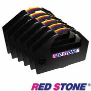 【RED STONE 】for EPSON S015139/DLQ3000黑色色帶組 (1組6入)